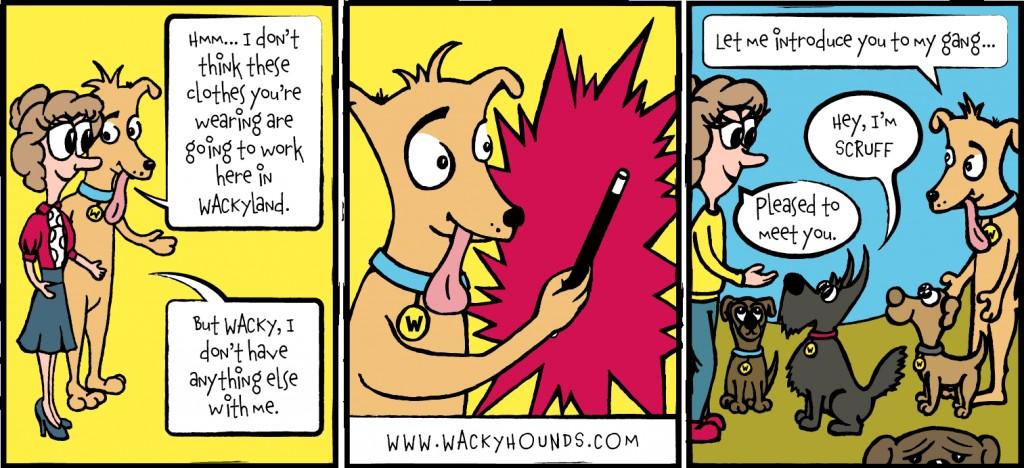 Wacky Hounds