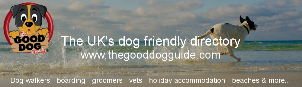 The Good Dog Guide's Blog
