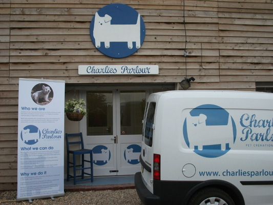 Charlies Parlour Pet Cremation Service