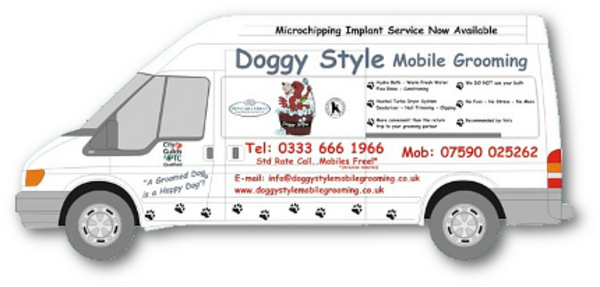 Doggy Style Mobile Dog Grooming