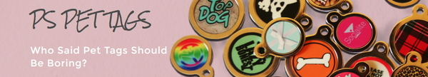 Top Dog PS Pet Tag