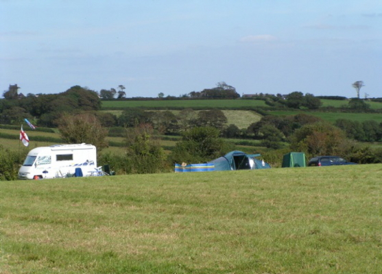 Dog Friendly Camp site in Bideford