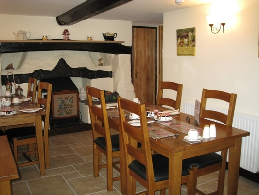 The Barn and Pinn Cottage - Dog Friendly Bed and Breakfast in Sidmouth' Devon.