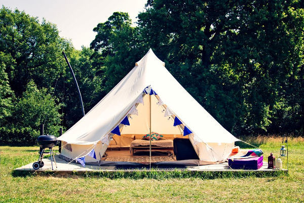 Dog Friendly Glamping