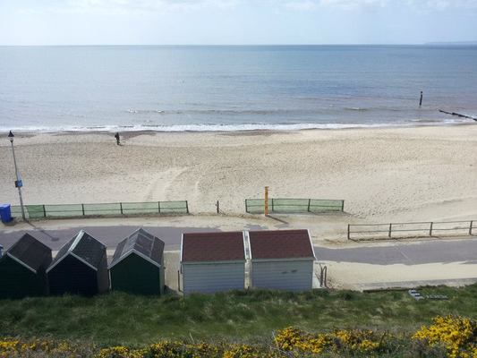 Dog Friendly Beach in Southbourne