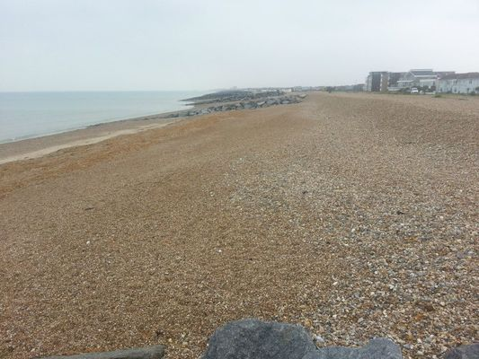Dog Friendly Beach in Southwick