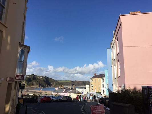 Dog Friendly Holidays in Tenby (Dinbych-y-pysgod)