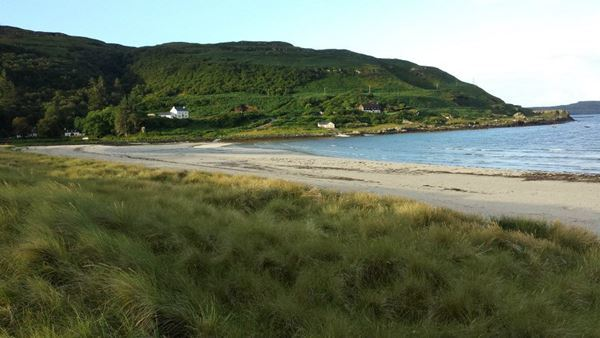 Dog Friendly Beach in Argyll and Bute
