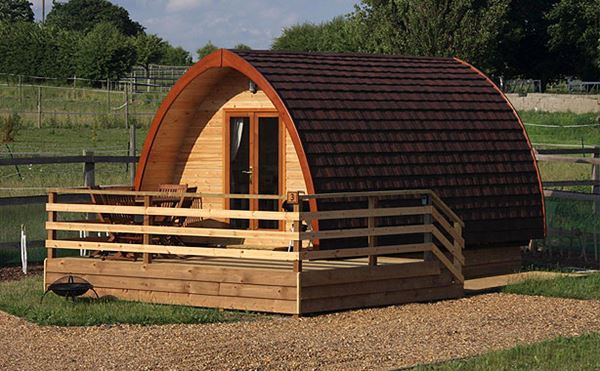 Dog Friendly Camp site in Clacton-on-Sea