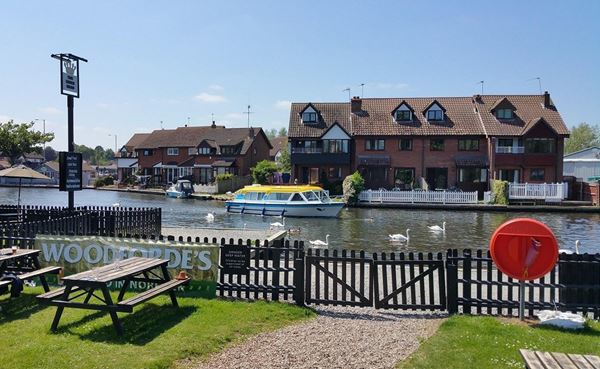 Dog Friendly Cottages in Wroxham