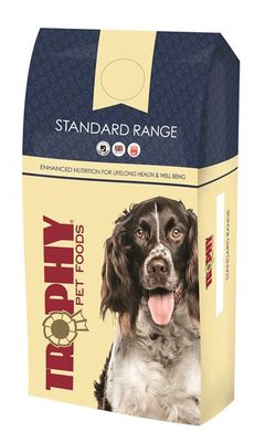 Quality dog and pet foods