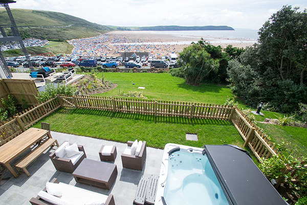 Dog Friendly Cottages in Woolacombe