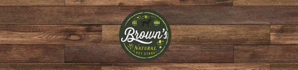 Browns Natural Pet Store