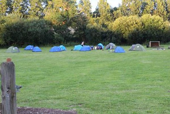 Dog Friendly Camp site in West Sussex