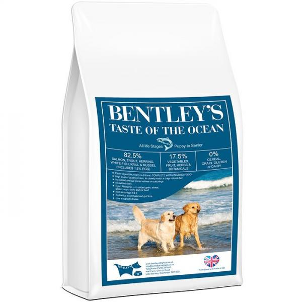 Bentley's Dog Food