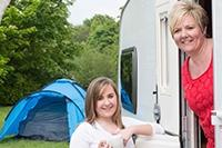 Lee Valley Camping and Caravan Park