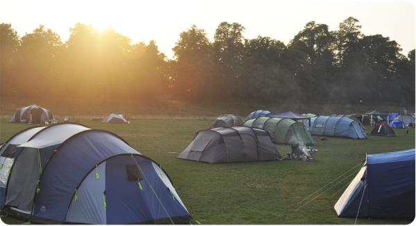 Whitlingham Broad Campsite
