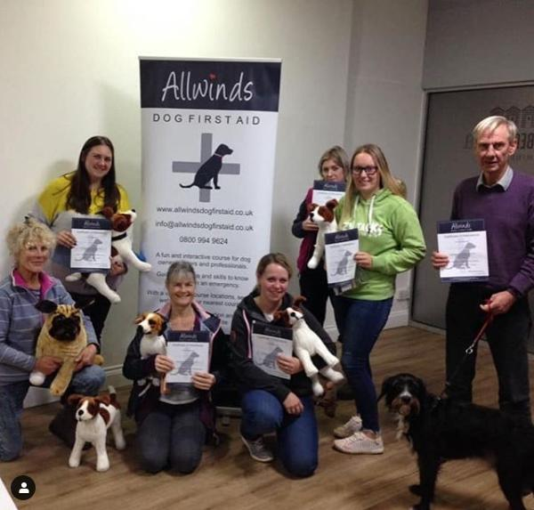 Allwinds Dog First Aid