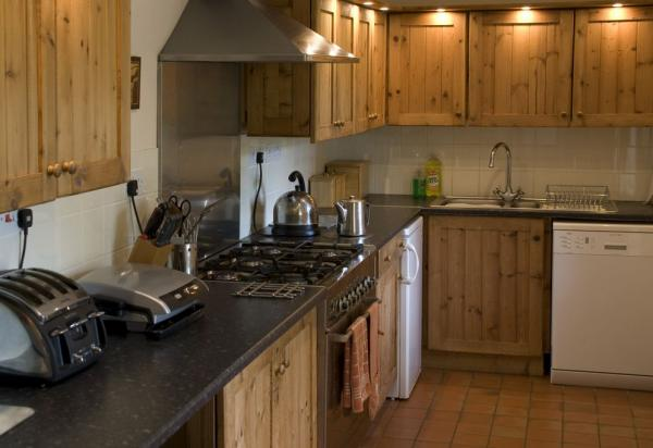 Glascoed Farm Holiday Cottages